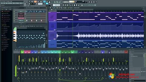Skærmbillede FL Studio Windows 10