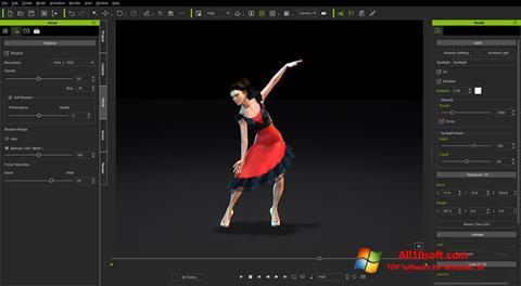 Skærmbillede iClone Windows 10