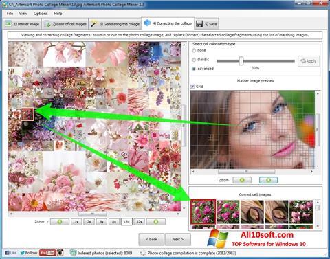Skærmbillede Photo Collage Maker Windows 10